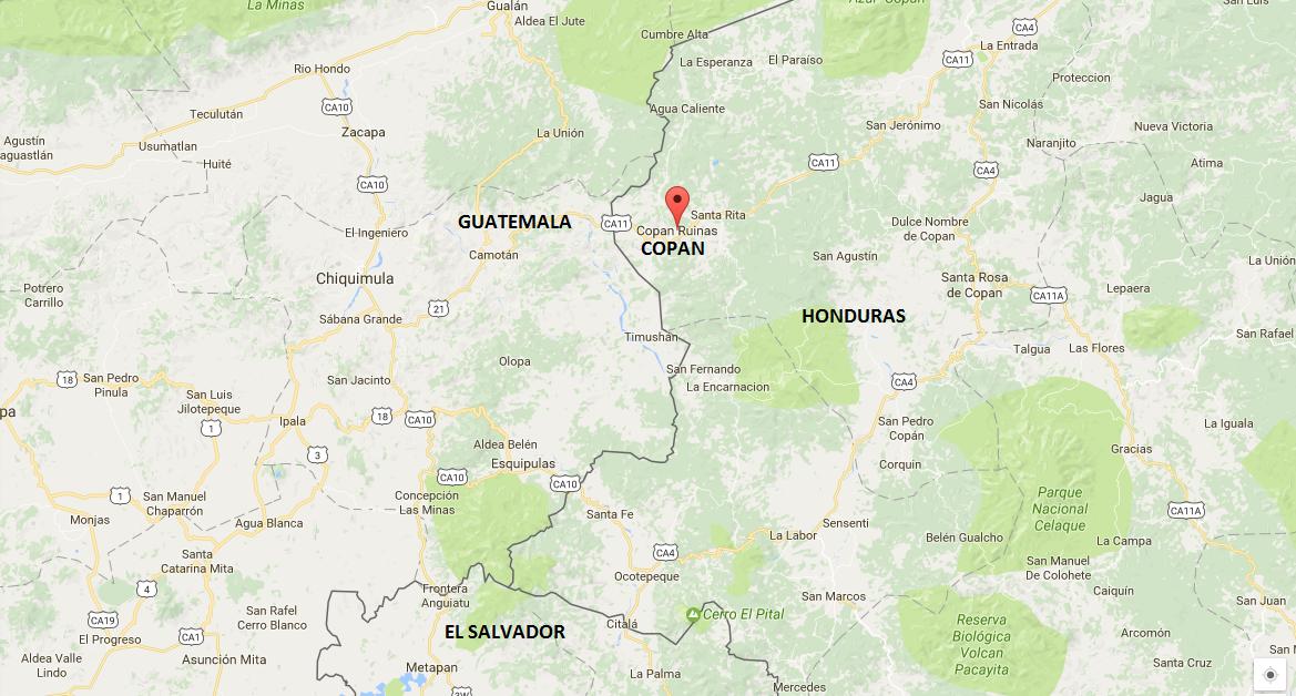 COPAN MAP