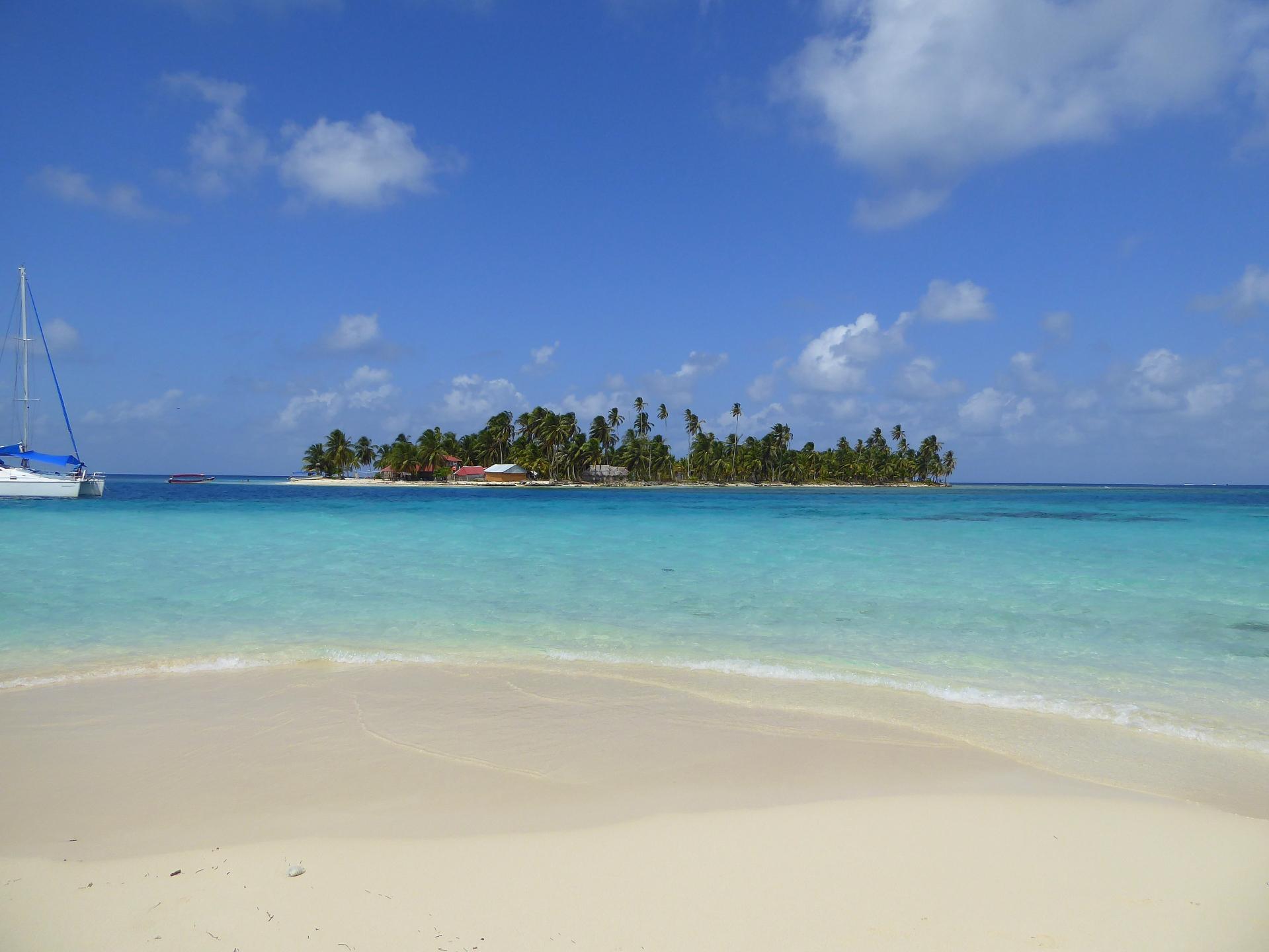 san blas island island beach beaches panama guna yala kuna