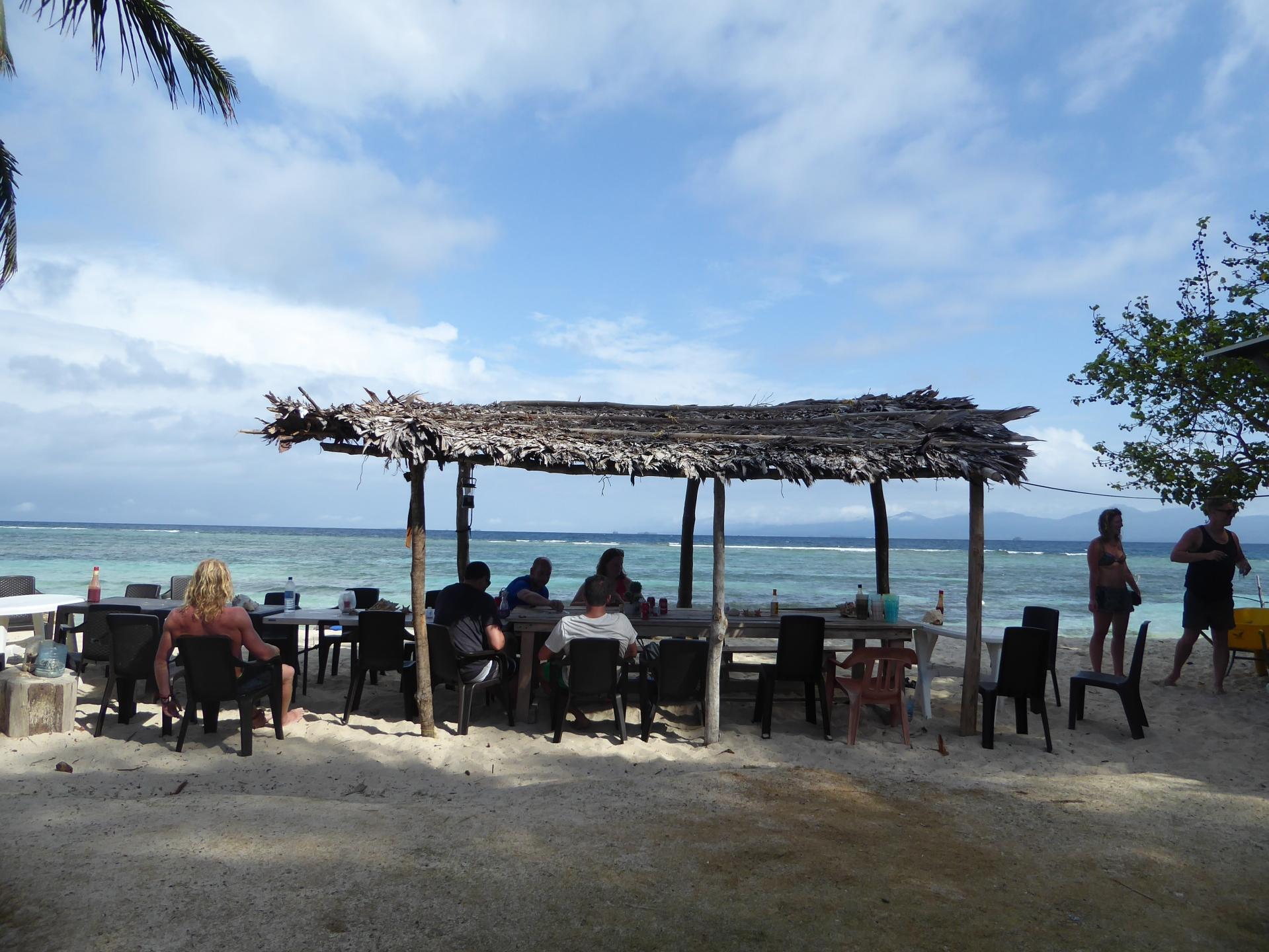 coco blanco island san blas islands guna yala beach panama